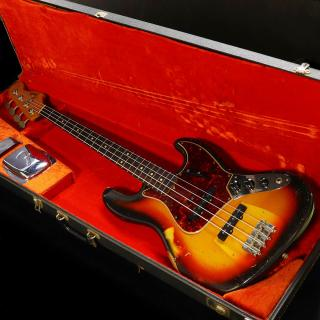 FENDER USA VINTAGE 1965 JAZZ B...